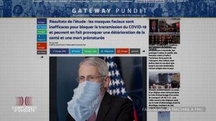 Financement des fake news : quand les sites conspirationnistes encaissent des millions grâce à la publicité (COMPLÉMENT D'ENQUÊTE/FRANCE 2)