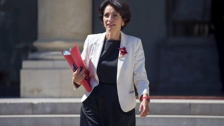 Marisol Touraine, ministre des affaires sociales (FRED DUFOUR / AFP)