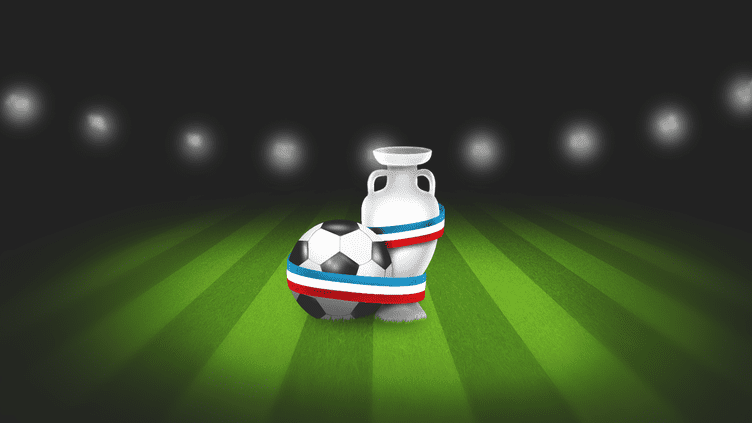 Pour l'Euro 2016, faites vos pronostics avec francetv info. (PASCALE BOUDEVILLE / FRANCETV INFO)