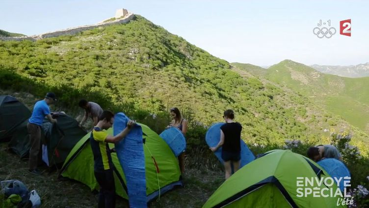 Camping  (FTVI / CAPTURE D'ECRAN)