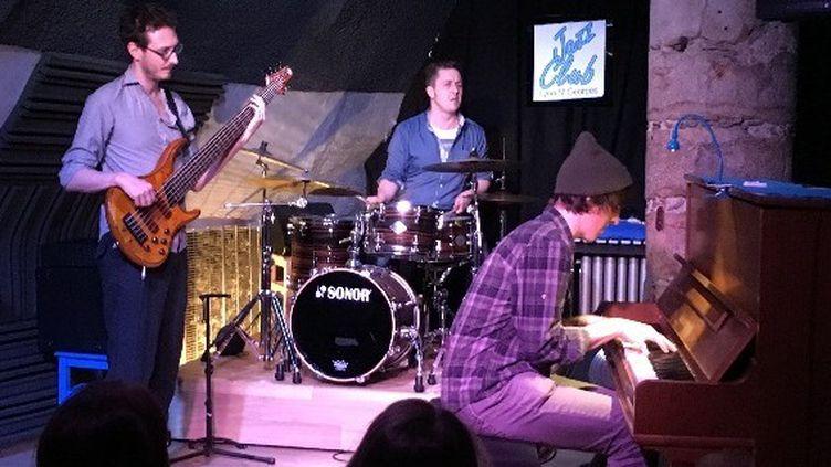 Parc X Trio en concert au club Saint-Georges  (E.H)