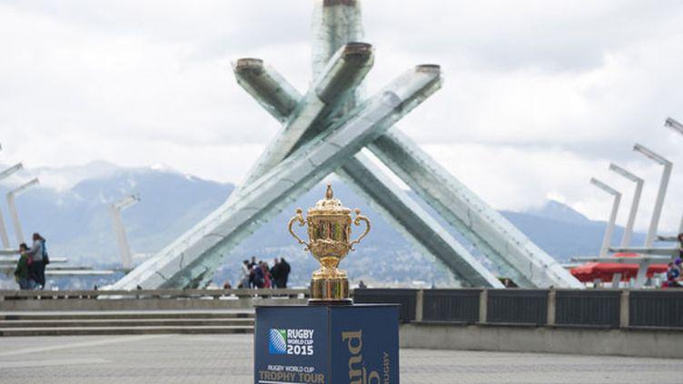 La Coupe Webb Ellis, du Mondial de rugby