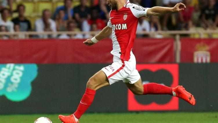 Valère Germain (AS Monaco) (JEAN CHRISTOPHE MAGNENET / AFP)