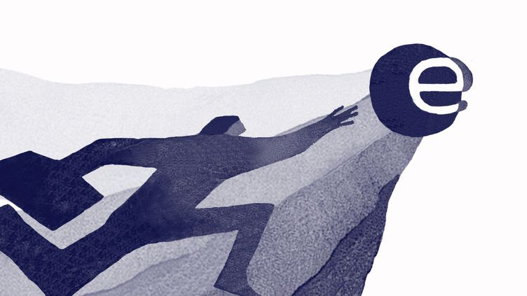 Selon le baromètre de l'association Solidarités nouvelles face au chômage que franceinfo révèle le 12 mars 2018, 55% des personnes en recherche d'emploi ou ayant recherché un emploi ont fait des concessions pour retrouver un travail. (JESSICA KOMGUEN / FRANCEINFO)