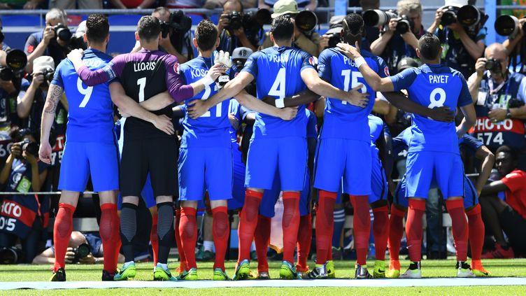 L'équipe de France mise sur son collectif (ALAIN GROSCLAUDE / ALAIN GROSCLAUDE)