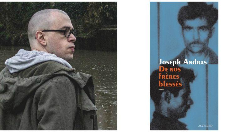 """Joseph Andras, lauréat du Prix Goncourt du premier roman en 2016 pour """"De nos frères blessés"""".  (S. Rezvan )"""