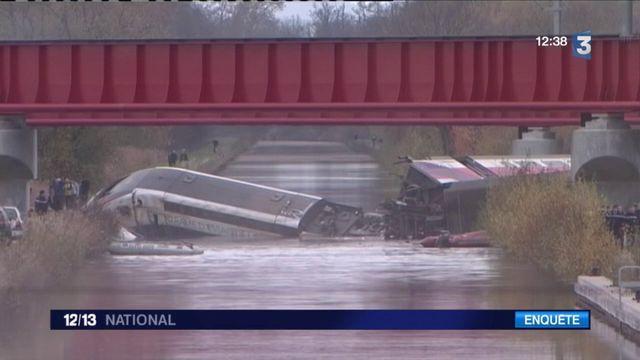 Justice : possible mise en examen de la SNCF pour un déraillement mortel