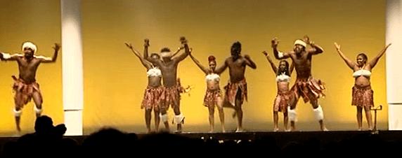 Troupe africaine  (France 3)