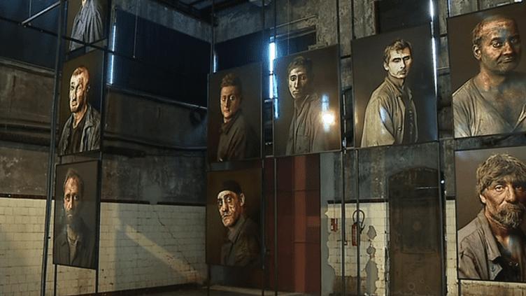 Portraits de mineurs réalisés par Pierre Gonnord - Astruries, Espagne, 2009  (France 3 / Culturebox)