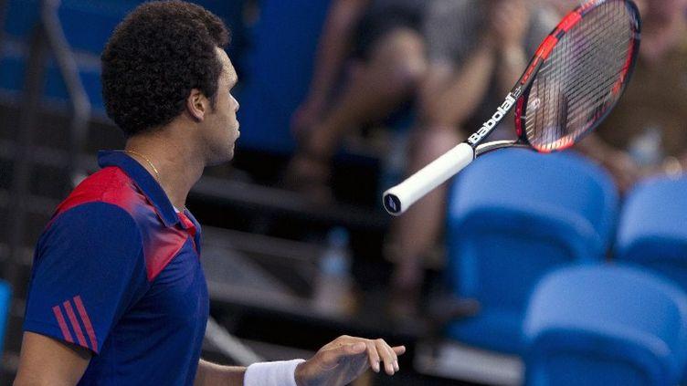 Jo-Wilfried Tsonga et Alizée Cornet ont renversé les Etats-Unis après avoir été mené.  (TONY ASHBY / AFP)