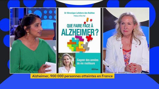 Alzheimer : une maladie en progression, mais toujours sans traitement