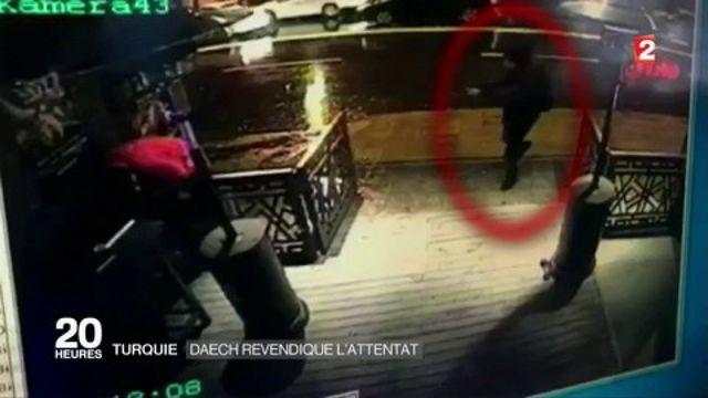 Turquie : Daech revendique l'attentat