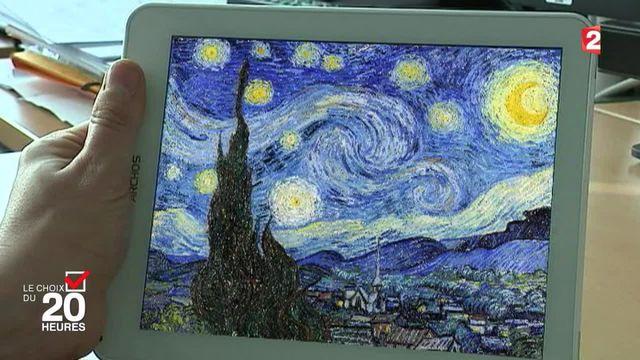 Les secrets de Vincent Van Gogh