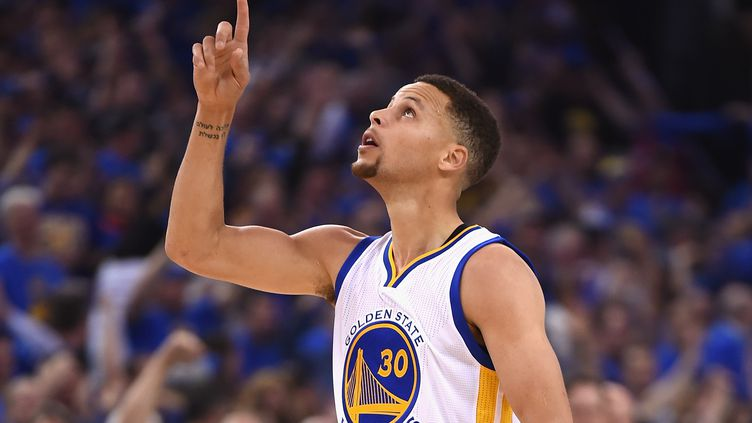 Stephen Curry (THEARON W. HENDERSON / GETTY IMAGES NORTH AMERICA)