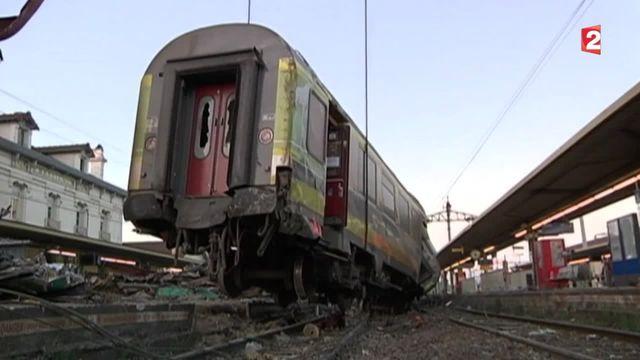 Brétigny-sur-Orge : La SNCF a-t-elle entravé l'enquête?