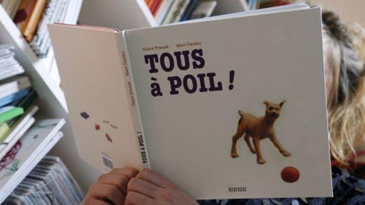 Tous à poil de Claire Franek et Marc Daniau  (FRANCOIS GUILLOT / AFP)