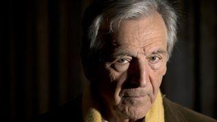 Costa Gavras, réalisateur et président de la Cinémathèque française  (JOEL SAGET / AFP)