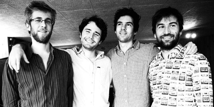 Florent Nisse, David Enhco, Gautier Garrigue, Roberto Negro  (Pauline Pénicaud)