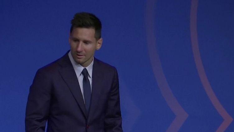 Football : après le FC Barcelone, une arrivée au PSG pour Lionel Messi ? (FRANCE 2)