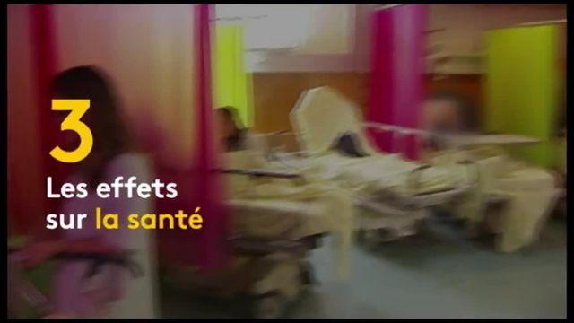 Les impacts négatifs de la canicule en France