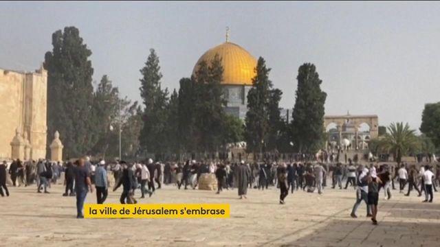 Israël-Palestine : Jérusalem s'embrase