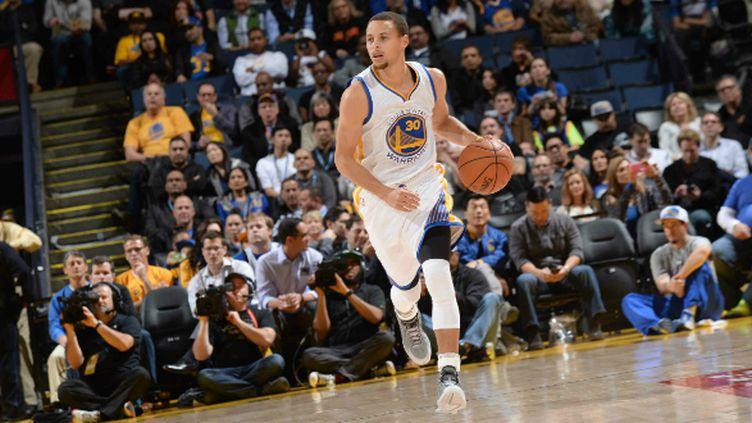 Stephen Curry prolifique avec Golden State