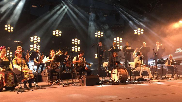 Goran Bregovic et l'Orchestre des mariages et des enterrements  (MH)