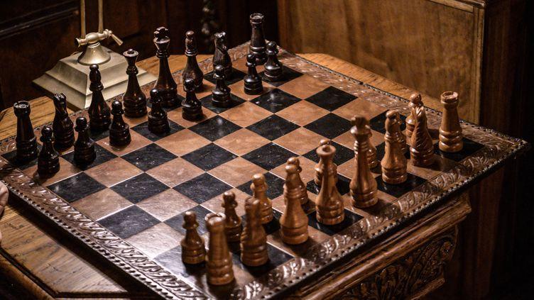 Jeu d'échecs (Photo Patrick Fouque)
