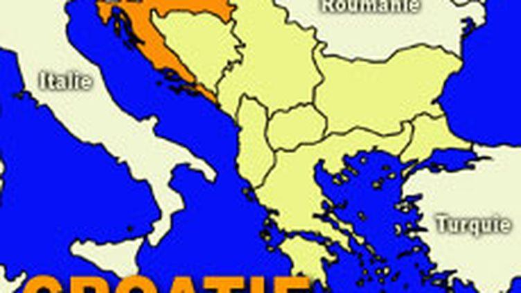 Les Croates élisent dimanche un nouveau chef d'Etat.