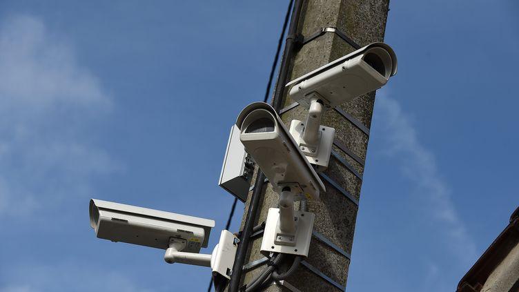 Le maillage du dispositif doté d'une technologie inédite en France devrait compter entre 3 000 et 4 000 caméras dans les Yvelines d'ici fin 2019 (illustration). (MAXPPP)
