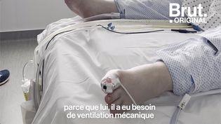 """VIDEO. """"Quand les patients ont notre âge, ça fait un peu bizarre"""" : en réa au CHU de Bordeaux (BRUT)"""