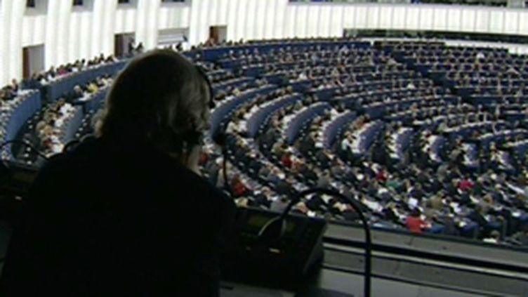 Les eurodéputés nouvellement élus doivent désigner le futur Président de la Commission européenne (© France)