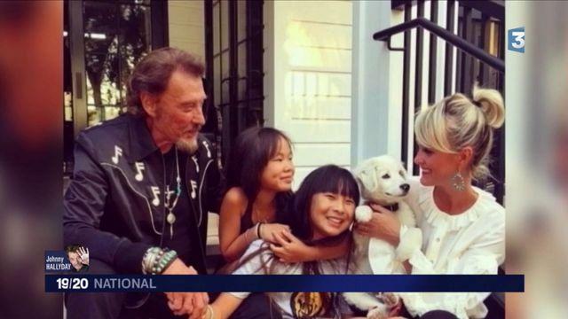 Johnny Hallyday : chanteur et père de famille