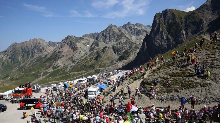 Le Tourmalet, légende du Tour (DE WAELE TIM / TDWSPORT SARL)