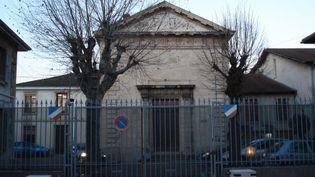 Le tribunal deBourgoin-Jallieu. (Jacky Page / Radio France)