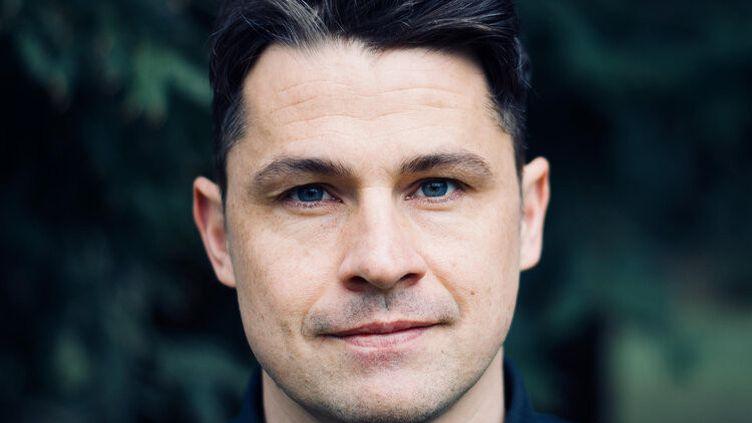 L'écrivain canadien Michael Christie (@ Cedar Bowers)