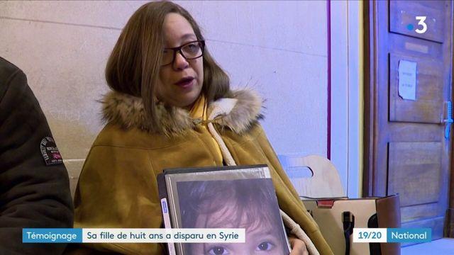 Jihadisme : une femme soupçonnée d'avoir abandonné sa belle-fille en Syrie
