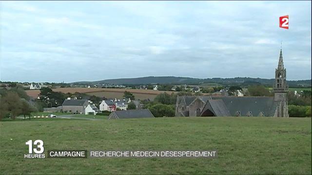 Bretagne : les communes cherchent des médecins désespérément