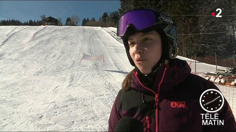 A la station de ski des Rafforts. (France 2)