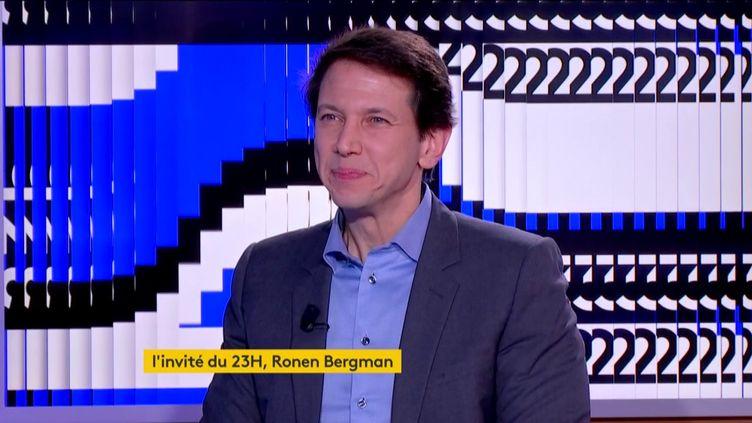 Ronen Bergman (FRANCEINFO)