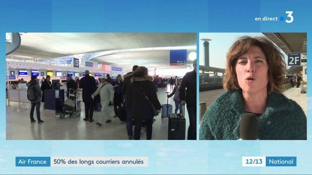 Air France : les salariés en grève