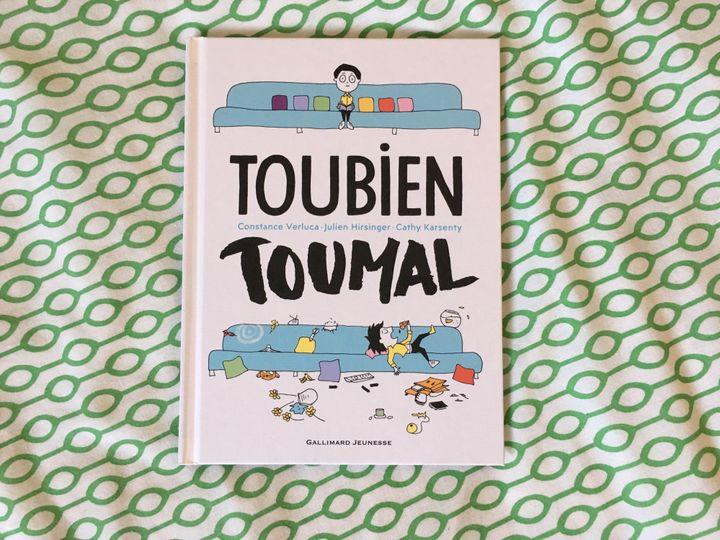 """Toubien Toulmal"", Constance verluca, Julien Hirsinger, Cathy Karsenty (Gallimard Jeunesse)  (Laurence Houot - Culturebox)"