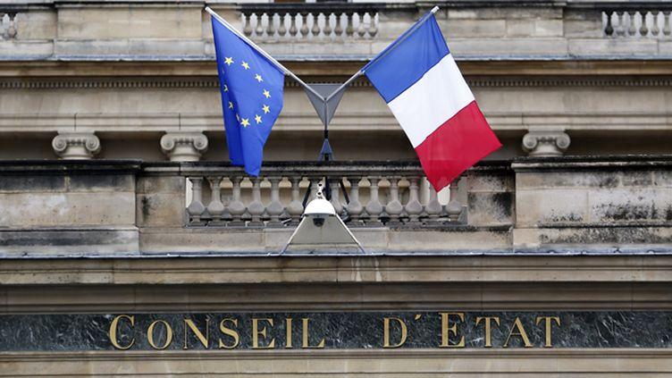 (Le Conseil d'Etat, à Paris © Reuters/Charles Platiau)