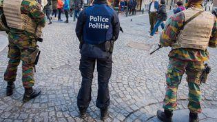 Deux policières et huit militaires seraient impliqués dans cette partie fine. (MAXPPP)
