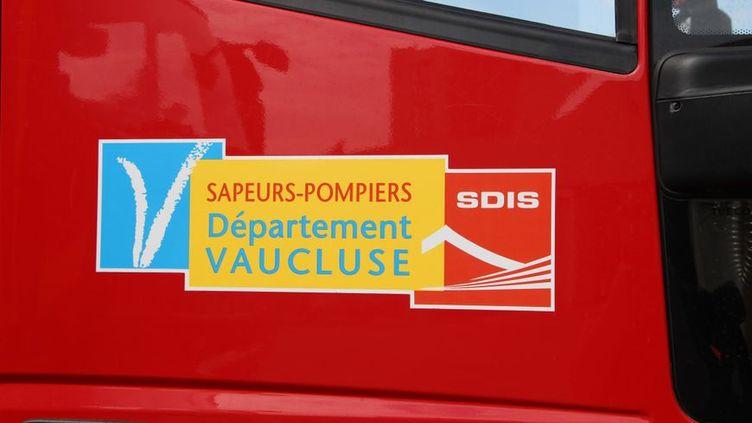 Pompiers du Vaucluse. (AURELIE LAGAIN/RADIOFRANCE)