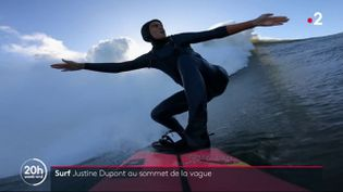 Justine Dupont (FRANCE 2)