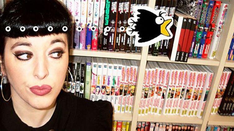 Aux mangas,  Marie Rameau préfère les comics  (DR)