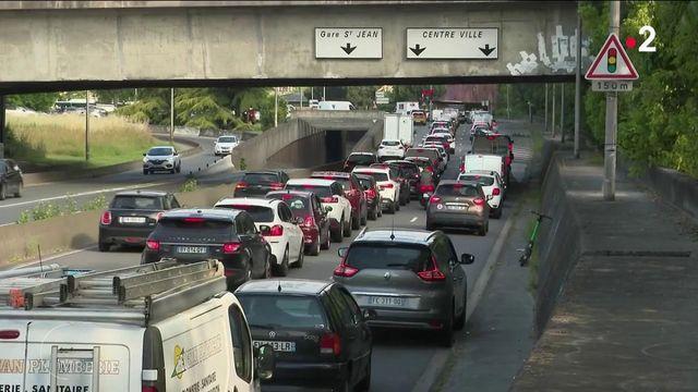 Déconfinement : les embouteillages font leur retour