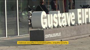 Violences sexuelles : un scandale secoue la prestigieuse école CentraleSupélec (FRANCEINFO)