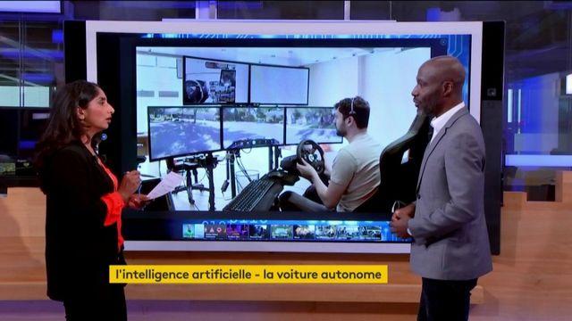 Voiture autonome : le coup de frein